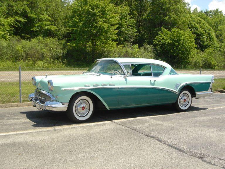 1957 Buick Riviera Super 1
