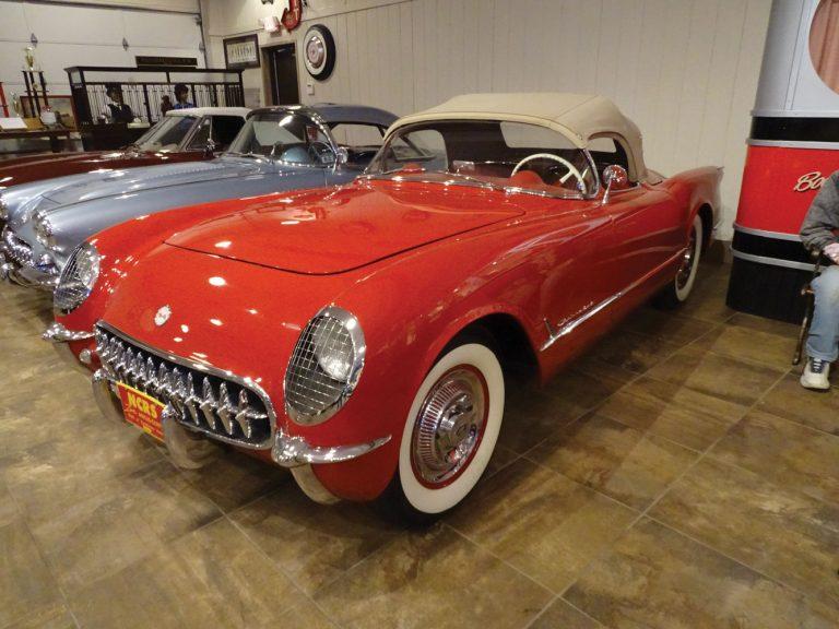 1954 Corvette Roadster 2