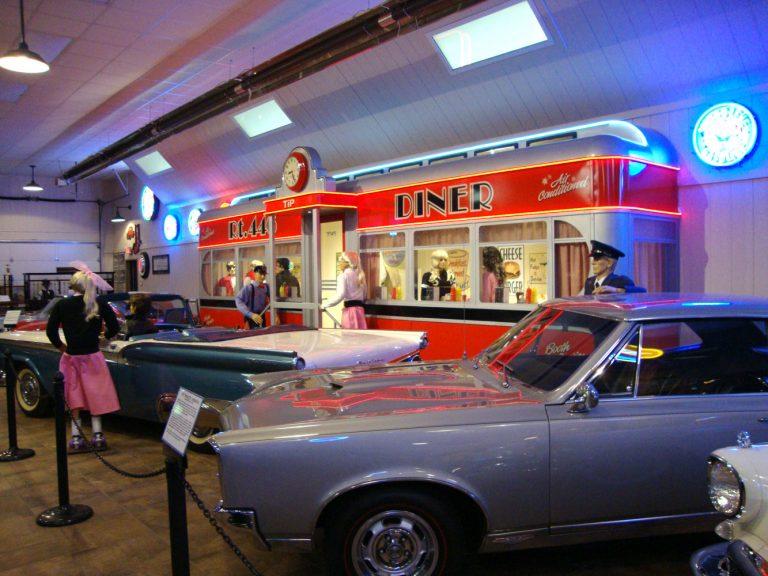 50s Diner Exhibit 5