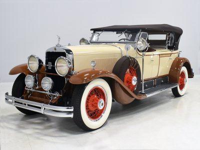 1929 Cadillac Phaeton 1