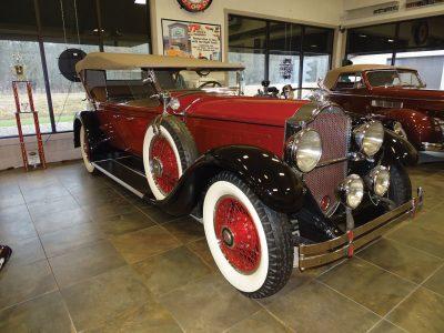 1929 Model 640 Packard 1