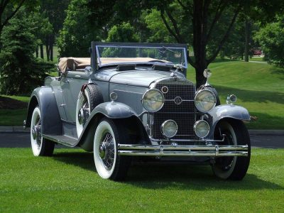 1930 Cadillac LaSalle Convertible 1