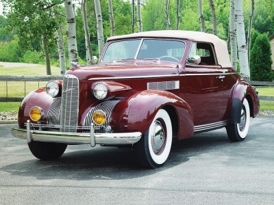 1939 Cadillac LaSalle 1