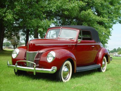 1940 Ford Convertible 1