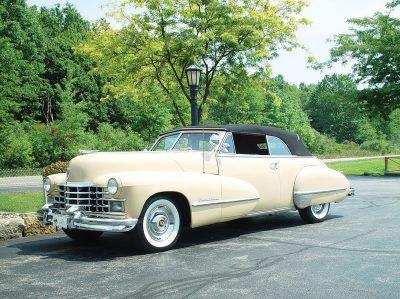 1947 Cadillac Convertible 6