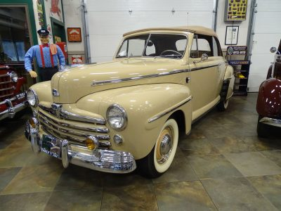 1947 Ford Convertible 2