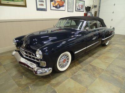 1948 Cadillac Convertible 1