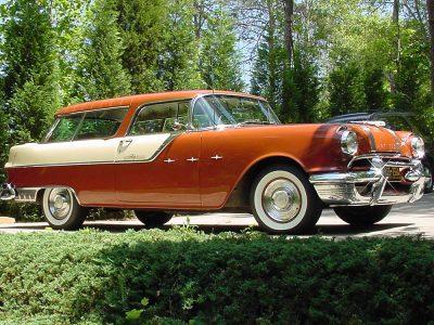 1955 Pontiac Safari 1