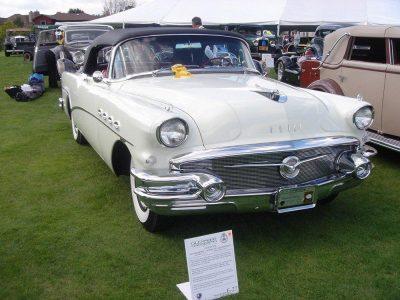1956 Buick Convertible 1