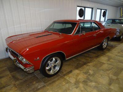 1966 Chevelle 396 SS 2
