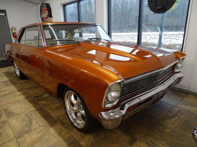 1966 Chevrolet Nova SS 1