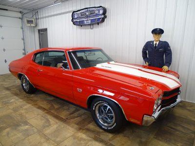 1970 Chevrolet Chevelle SS 1