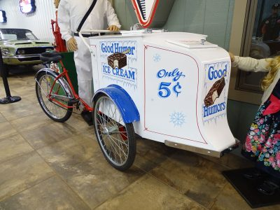 Good Humor Ice Cream Bike 1